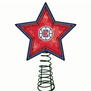 NBA LA Clippers tree topper